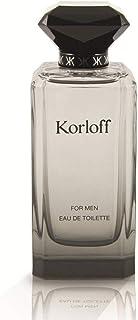 Korloff Black for Men Eau de Toillte 88ml