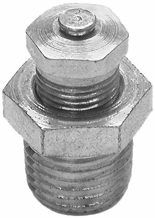 Purchase S.A.M SAM Pressure Relief Valve with Bushing to FIT Meyer OEM: 08473, NLP-SNP6473