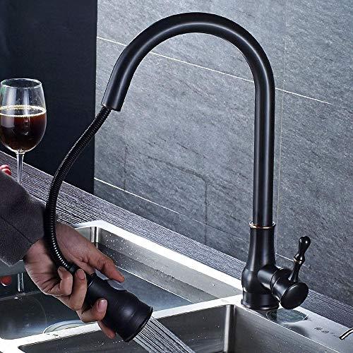 5151BuyWorld waterkraan, keukenkraan, draaibaar, druksproeier, straalregelaar, warm-koudmengkraan, kraanbrug, montage