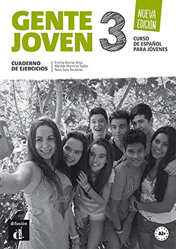 Gente Joven 3 Nueva Edición Cuaderno De Ejercicios: cuaderno de ejercicios + CD