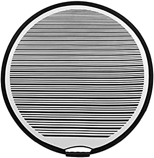 Xuanyang 80CM Striped Reflector Car Line Board Foldable Reflector Board Light Reflector Dent Repair