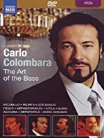 Carlo Colombara: Art of the Bass [DVD] [Import]