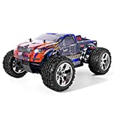 HSP RC Car 1/10 Scale 4wd Off Road RC Car Electronic Monster Truck 4x4 Vehicle Toys Brushless Motor Lipo Battery High...