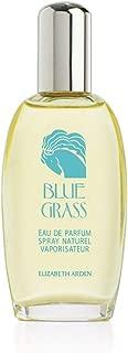 Blue Grass By Elizabeth Arden For Women. Eau De Parfum Spray 3.3 Ounces