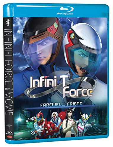 Infini-T Force the Movie: Farewell (BD) [Blu-ray]