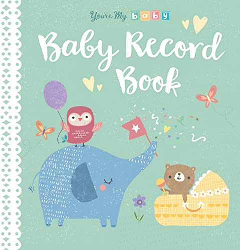 baby shower record book - 4