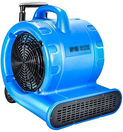 Soffiatore Aspiratore Elettrico Ventilatore A Pavimento Air Mover Blowers Air Mover, Asciugamani Multiuso Mighty Air Mover Asciugatrice, Con Manico, Per Raffreddamento E Ventilazione Di Grandi Aree, U