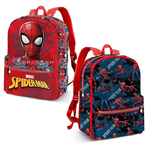 Karactermania Spiderman Hero Mochila Infantil