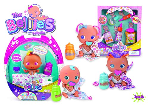 Splash Toys The Bellies MUAK, 30277M, Rosa