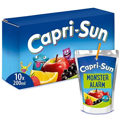 Capri-Sun Monster Alarm, 10 x 200 ml