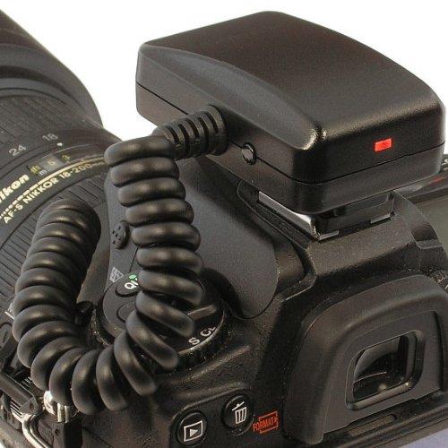 Solmeta Geotagger N3 mit Kabel A GPS Empfänger für Nikon D800/D800E, D4, D200, D300, D300s, D700, D2x, D2Hs, D3, D3S, D3X und Fuji 5S Pro