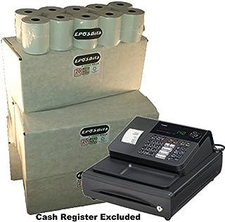 eposbits® marca 100rollos–5cajas para Casio 140CR 140CR caja registradora