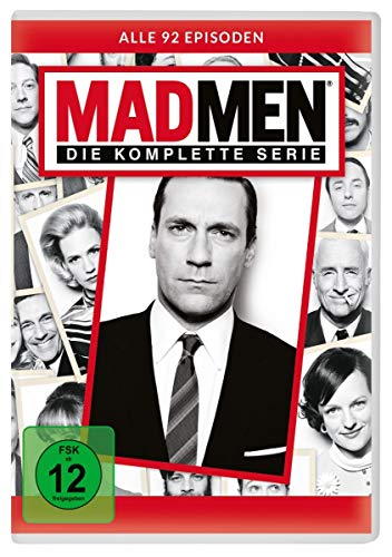 Mad Men - Die komplette Serie [30 DVDs]