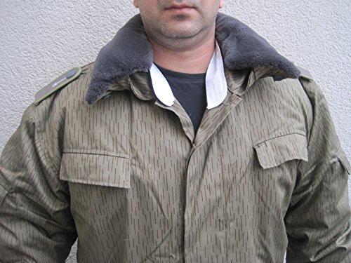 LAGERMAULWURF.de NVA Felddienst einstrich keinstich NVA Wattejacke NVA Uniformen XXXXL,Gr. 64,66