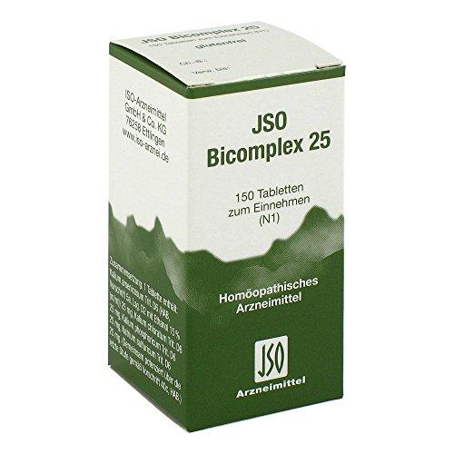 JSO-Bicomplex Heilmittel Nr.25 150 St