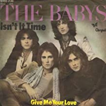 Babys, The - Isn't It Time - Chrysalis - 6155 206