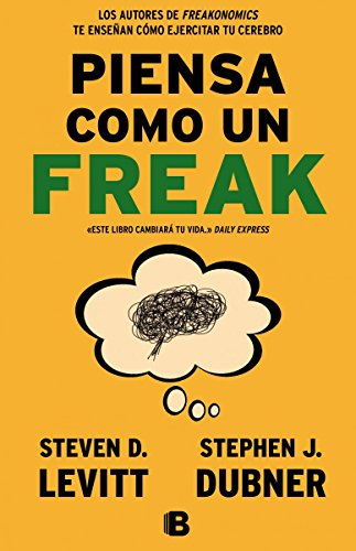 Piensa como un freak (No ficción)