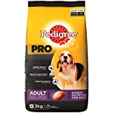 Pedigree PRO Expert Nutrition, Adult Small Breed Dogs (9 Months Onwards) Dry Dog Food, 3kg Pack vacuum for dog hair Feb, 2021