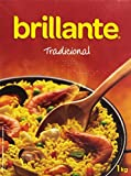 Brillante - Arroz largo - 1 kg - [pack de 5]