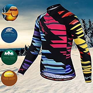 BEESCLOVER Cycling Jersey 2018 Men's Winter Long Sleeve Warm Pro Thermal Cycling Clothing Fleece MTB Bicicleta Ropa Ciclismo