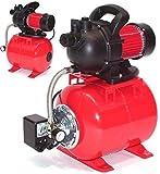 D&L Hauswasserwerk 3500L Gartenpumpe Wasserpumpe Pumpe 44322 Wasserwerk Bewässerung AWZ