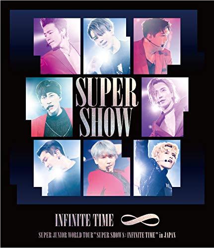 SUPER JUNIOR WORLD TOUR ''SUPER SHOW 8:INFINITE TIME'' in JAPAN(Blu-ray Disc)