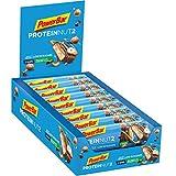 PowerBar Protein Nut2 barres protéinées faible en sucre Goût Chocolat au Lait et...