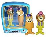Hanna-Barbera LIPPY Lion & Hardy HAR HAR 2 Figuras PVC ca 15cm en `Tele´ de PVC Funko