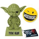Pop! Movies - Wisecracks Yoda de Star Wars, Figura de 15 cm (Funko FUNWWIS2537)...