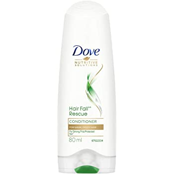 Dove Hair Therapy Hair Fall Rescue Conditioner, 80ml