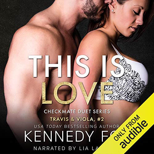 Checkmate: This Is Love Audiobook By Kennedy Fox cover art
