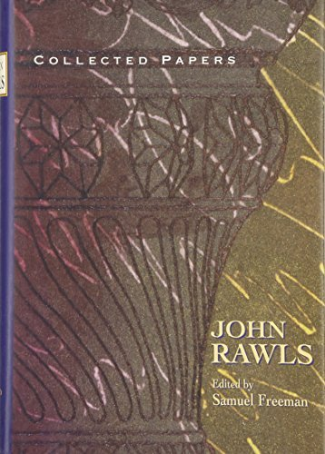 Collected Papers by John Rawls (1999-05-30)