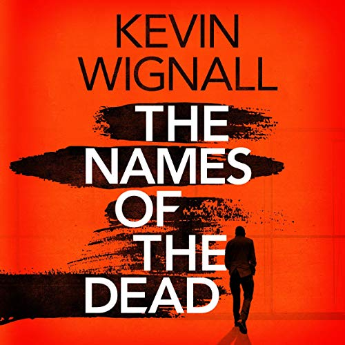 The Names of the Dead Titelbild