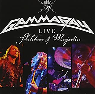 Live: Skeletons & Majesties by Gamma Ray