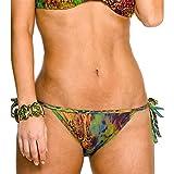 Sonnedurchlässiger Bikini Tanga - Amalfi (40/42)