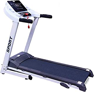 CENTURFIT Caminadora Electrica 2Hp Motor Plegable Gym Inclin