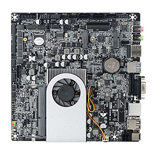 KU Syang Placa Base X86 para Core I3-6100U Placa Base ITX DDR3L Compatible con Placa Base 8G para Computadora de Escritorio
