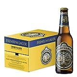 Birra Theresianer Premium Lager confezione da 24 bottiglie da 0.33l