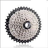 Lijincheng Ruedas Libres Cassette 8 Ratio De Engranajes De Velocidad 11-42T MTB BICICLETE Freewheel Sprockewheel Mountain Bike Accesorios para El Sistema Shimano (Color : 8Speed 11 to 42T)