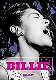 VGSD® Billie Holiday Poster Für Frauen Tag Kunstdruck,