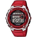 [カシオ] 腕時計 スポーツギア 電波時計 WV-M200-4AJF レッド