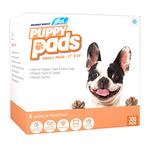 Mednet Direct 6 Layer Dog Training and Puppy Pads
