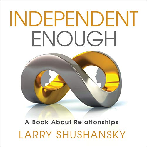 Independent Enough audiobook cover art