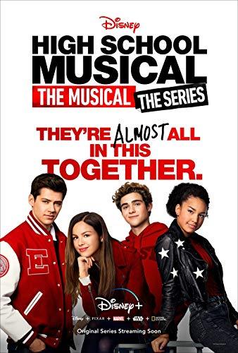 printdesign High School Musical The Musical The Series - Movie Poster Wall Decor Cartel de la película - 45 X 70 cm