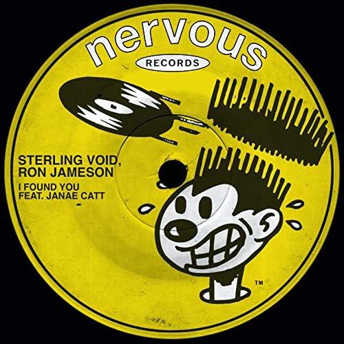 Sterling Void & Ron Jameson feat. Janae Catt