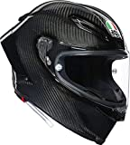 AGV Helm Pista GP RR ECE-DOT Multi MPLK Performance Carbon/Red XXL XS GLOSSY CARBON