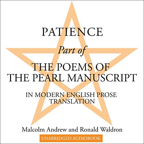 Patience Audiobook By Malcolm Andrew, Ronald Waldron cover art