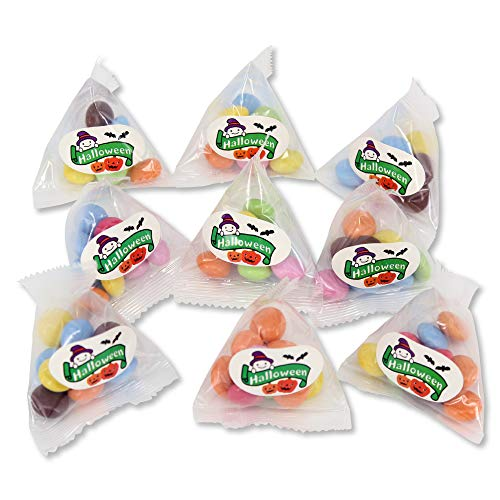 ハロウィン マーブルチョコ テトラ 50個セット パーティー イベント お菓子(マーブルチョコ)