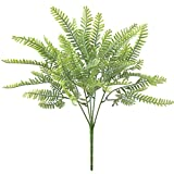 MICHAELA BLAKE Las Plantas Artificiales Falsas Plantas de plástico Flores Artificiales Arbustos Arbustos de Cubierta al Aire Libre Inicio la decoración del jardín Verde