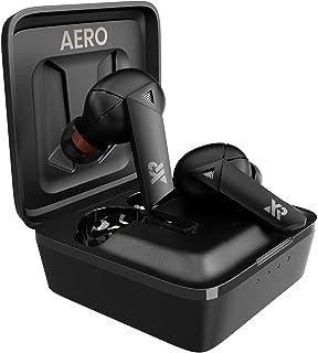 Earbuds بازی های بی سیم XROUND AERO True ، تاخیر 50 میلی متری فوق العاده کم ، صدای فراگیر XROUND Lite ، هدفون گوش بلوتوث 5.0 ، میکروفون های دوتایی کاهش صدا ، برای Android و iOS